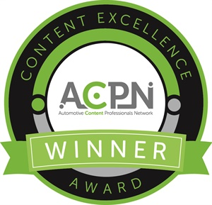 ACDelco recently won an ACPN award for excellent electronic catalog, product information and distribution best practices.