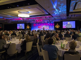 The Automotive Distribution Network hosted more than 1,300 convention attendees at the Hyatt Regency New Orleans for the 13th Network National Convention.