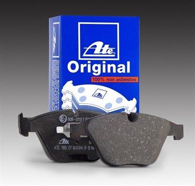 Continental ATE Original Brake Pads provide extensive European coverage. They are formulated and tested to original equipment friction specifications, according to the company.