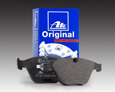 Continental Ate Original Brake Pads offer 88% coverage for European makes.