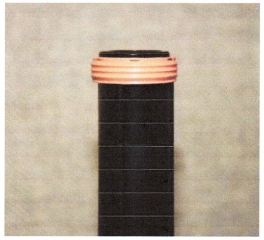 Figure 1. This shows a correctly installed filter seal.