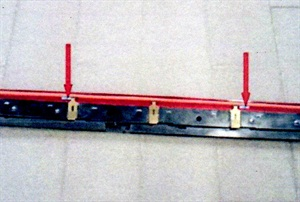 Figure 1: The aluminum plates.