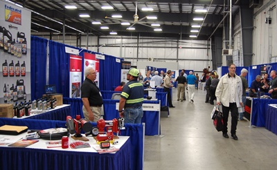 As part of the milestone celebration, a trade show was held that featured over 100 vendor partners.