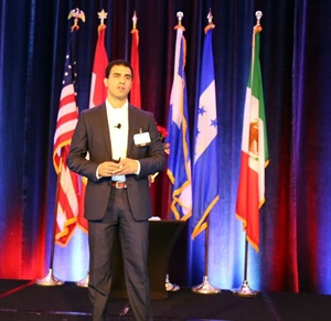 Behzad Rassuli, senior vice president, strategic development for the Auto Care Association, delivered a presentation on connected car data at the Alliance Summer Shareholder meeting.