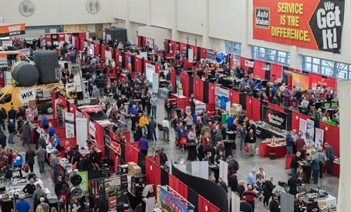 Representatives from more than 240 companies interacted with attendees, educated them about new products, brands, and promotional opportunities, and raffled off prizes