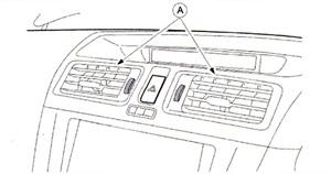 Modified vent grilles are now available to cure vibrational noise complaints.