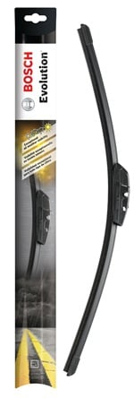 Bosch Evolution wiper blades are now available in 13- and 15-inch sizes.
