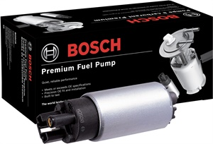 The Bosch Gasoline Systems group has added six new fuel pump SKUs.