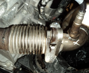 Look for leaks in the exhaust that could create a false lean code.