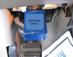 Monitoring device example.