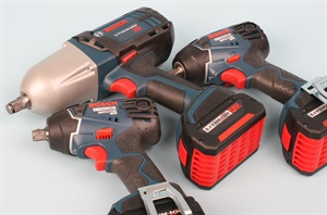 Cordless impact guns have come of age, with plenty of torque and vastly improved battery life.