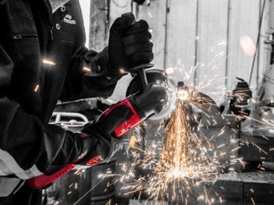 Chicago Pneumatic says the new cordless angle grinders, CP8345 and CP8350, offer powerful performance and optimum operator comfort.
