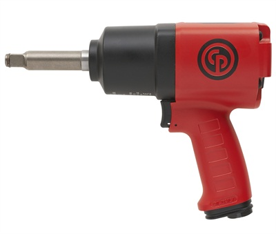 Chicago Pneumatic says its two newest impact wrenches provide more power and user comfort for tire changing and general mechanical applications. One of the new wrenches includes a two-inch long anvil attachment.