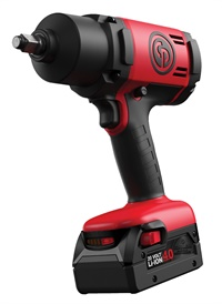 The new cordless impact wrench offers optimum power and battery performance for increased productivity, durability, ease of use and mobility.