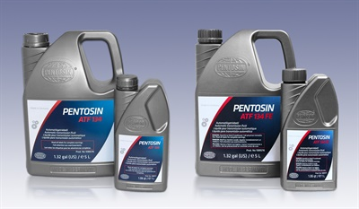 CRP Automotive has added two automatic transmission fluids for Mercedes-Benz applications to the Pentosin brand.