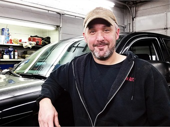 A video about oil changes by Eric Obrochta, a technician at South Main Auto Repair in Avoca, N.Y., won the top prize in Cardone's video contest.
