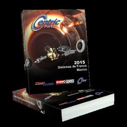 The catalog contains more than 1,700 part numbers with detailed listings for the complete range of Centric brake rotors, drums, pads, shoes, calipers, lines, sensors, hardware kits and hydraulics, as well as hubs, bearings and seals and a new category – clutch hydraulics.