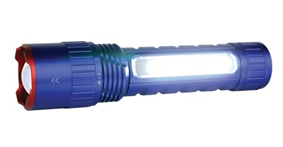 Clore says its new line of Light-N-Carry Rechargeable Torch Lights are reliable, durable and provide effective illumination.
