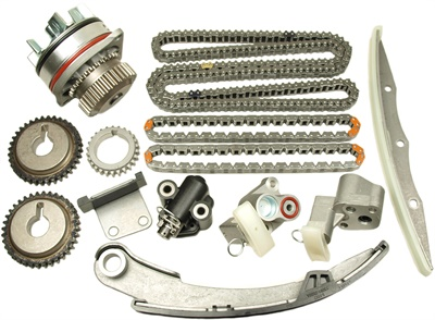 The three new timing chain water pump kits from Cloyes are for Nissan, Infiniti, and Suzuki 3.5-liter and 4.0-liter V6 engine applications.