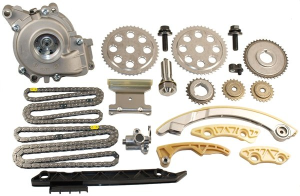 The first two timing chain water pump kits from Cloyes are for General Motors (GM) 2.0, 2.2, and 2.4-liter Ecotec engines and cover nearly 4 million vehicles in operation in North America.