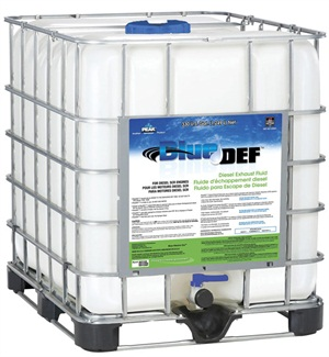 The large tote containers provide added convenience for larger fleet operations.