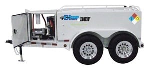 On-road emergency fills can also be provided with the use of 500-gallon mobile units, which may be ideal for over-the-road truck/tractor mobile service operations.