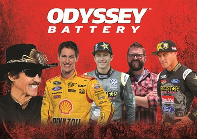 Celebrities will be signing autographs at the Odyssey booth #24875 during the SEMA Show.