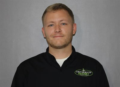 Eric Trimble has stepped into a new role at Lubrication Specialties as marekting coordinator. His duties range from trade show support to e-commerce.