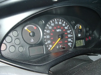 Abnormal instrument cluster operation on the Ford Focus is common