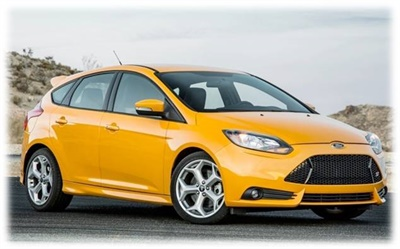 Figure 7: Ford Focus. (Courtesy of Napa Autotech)