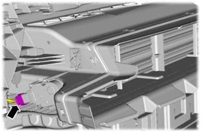 Figure 8: Radiator grill shutter. (Courtesy of Napa Autotech)