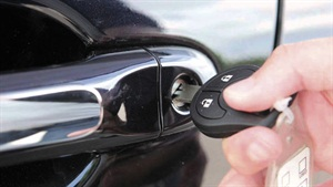 Regardless of the convenience offered by a smart key fob/card, it's wise to lube and confirm operation of the mechanical door lock whenever the vehicle is in the shop.