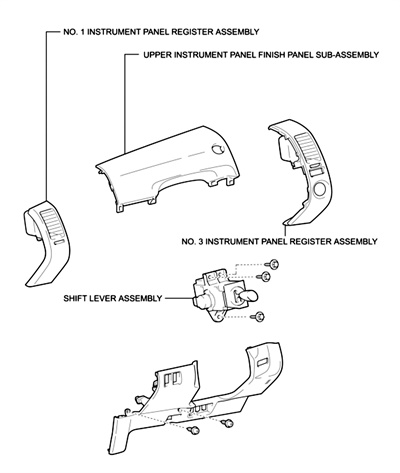 The shift lever on the second generation Prius (2004 - 2009) can fail without warning, leaving the car in Neutral.