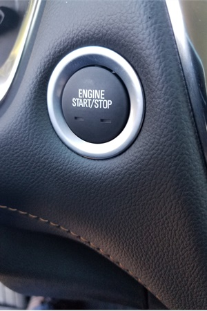 Figure 4: When the vehicle is in the off mode, both LEDs will be off.