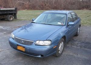 Figure 2: A 1998 Chevy Malibu with a driveability problem.