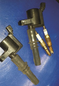 A misfire on a Ford is usually a pretty simple repair of either a spark plug or the more common ignition coil issue.