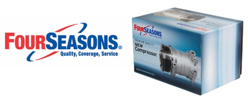 The new Four Seasons compressor packaging was refreshed to deliver a clean, concise and contemporary look.