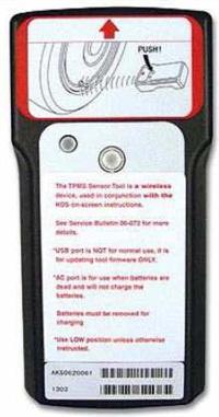 Previous TPMS tool.
