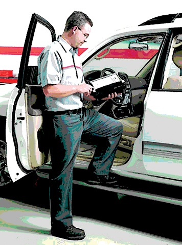 For diagnosing hybrid systems on Toyota vehicles, the Techstream unit is always the recommended tool/diagnostic system.