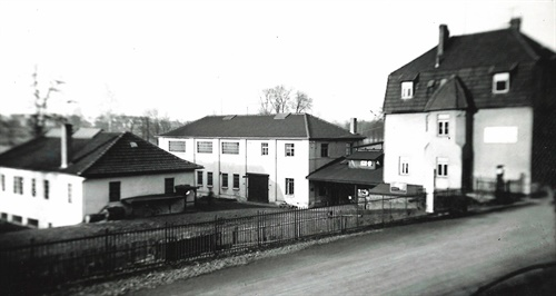 Kaeser's first location in Coburg was established in 1919.