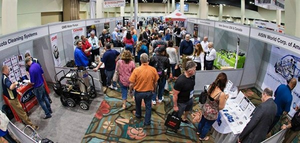 More than 200 Network vendors and product specialists were at the Automotive Distribution Network's Manufactuers Expo.