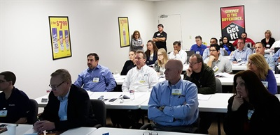Aftermarket Auto Parts Alliance's information technology department hosted their supplier channel partners at the group's annual Information Technology Summit.