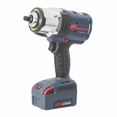 Ingersoll Rand says the powerful brushless motor and impact mechanism of the new W7152 ½-inch impact wrench are finely tuned for best in class power-to-weight ratio.