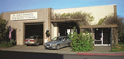 The shop opened under Mayne's ownership in 2005, offering service for Asian and domestic vehicles. Although a one-person operation, the shop has become well regarded in the relatively small historic bay-side area.