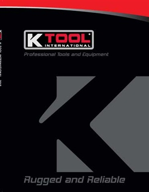 K-Tool International says its newest catalog is a complete reference to the company's products for distributors and end users.