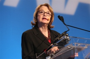 Kathleen Schmatz will retire at the end of 2015 as CEO and president of the Auto Care Association.