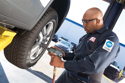 Amazon.com customers can choose from nearly 1,000 U.S. Pep Boys locations for installation service using ship-to-store on tire purchases.