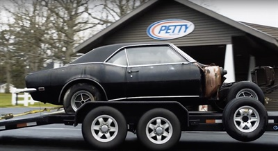 From rough to fabulous. See Mahle's grand prize custom-built Petty's Garage 1968 Camaro Resto-mod at the 2018 AAPEX trade show in Las Vegas (booth #2661).