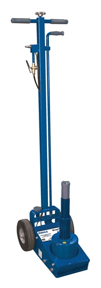 Mahle saysits new 25-ton vehicle jack, the ShopPro CAJ-25, is one of the most reliable and long-lasting jacks of its type in the market.