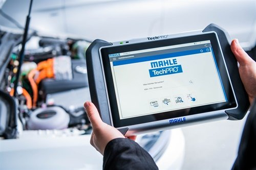 An agreement between FCA and Mahle has been signed for trouble-free data usage.